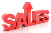 sales graphic