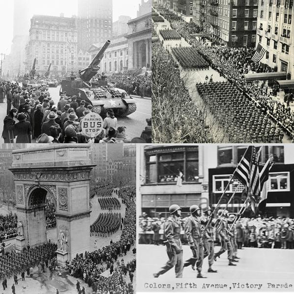 Victory-Parade